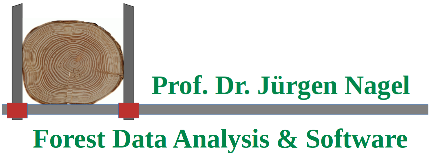 J. Nagel Forest Data Analysis & Software